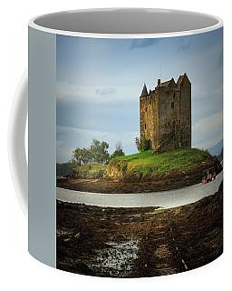 Stalker Castle Coffee Mug by Alex Saunders
