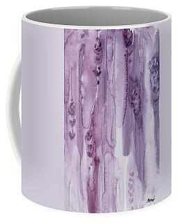 Stalks Of Lavender Coffee Mug