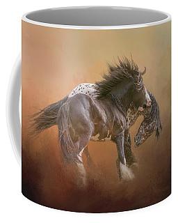 Stallion Play Coffee Mug
