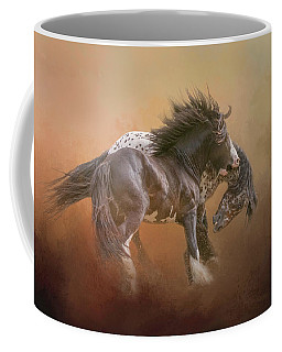 Stallion Play Coffee Mug