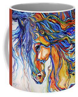 Stallion Southwest By M Baldwin Coffee Mug