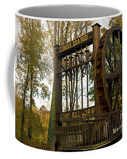 Stamp Mill Coffee Mug by Bob Pardue
