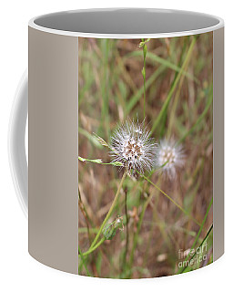 Coffee Mug featuring the photograph Stand Back by Marie Neder