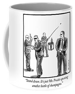 Stand Down Coffee Mug