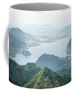 Stand In Awe Coffee Mug