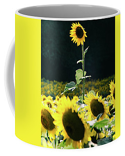 Coffee Mug featuring the photograph Stand Out 2 by Andrea Anderegg