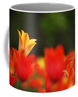 Stand Out In The Crowd Coffee Mug