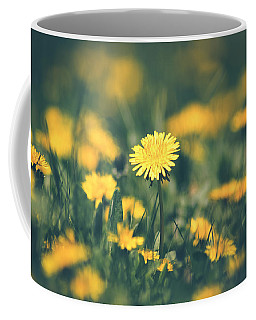 Coffee Mug featuring the photograph Stand Out by Viviana  Nadowski