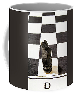 Coffee Mug featuring the photograph Stand Up For The Dark Horses by Jorgo Photography - Wall Art Gallery