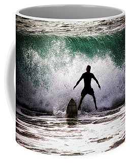 Standby Surfer Coffee Mug