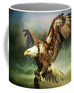 Standing Against The Storm Coffee Mug
