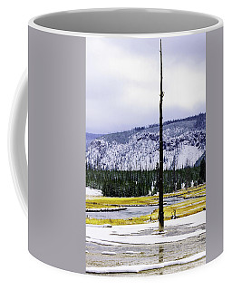 Standing Alone Coffee Mug