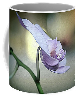 Standing Alone In Silence Coffee Mug