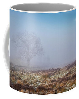 Coffee Mug featuring the photograph Standing Fiercely by Jeremy Lavender Photography