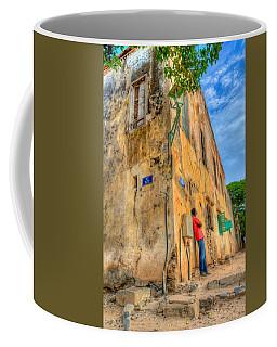 Standing On A Corner Coffee Mug