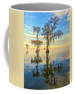 Standing On The Edge Coffee Mug