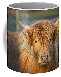 Standing Out In The Herd Coffee Mug