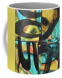Honoring Standing Rock Water Protectors Coffee Mug