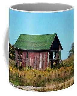 Standing Silent Coffee Mug