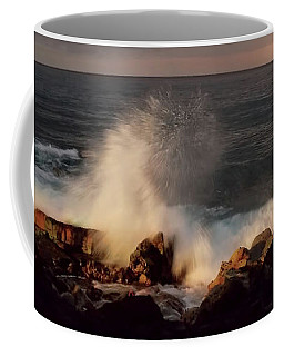 Coffee Mug featuring the photograph Standing Strong by Pamela Walton