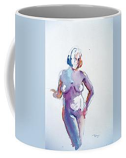 Standing Study Coffee Mug