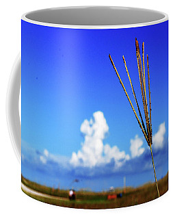 Coffee Mug featuring the photograph Standing Tall by Gary Wonning
