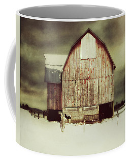 Coffee Mug featuring the photograph Standing Tall by Julie Hamilton