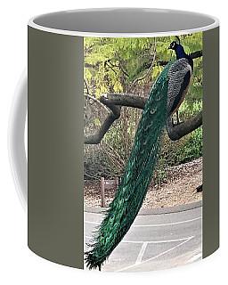 Standing Tall Coffee Mug by Kruti Shah