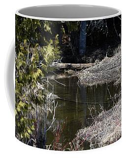 Standing Water Coffee Mug