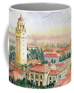 Stanford University California Coffee Mug