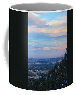 Coffee Mug featuring the photograph Stanley Canyon Hike by Christin Brodie