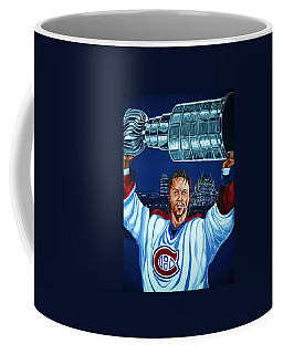 Coffee Mug featuring the photograph Stanley Cup - Champion by Juergen Weiss