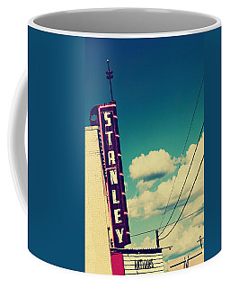 Coffee Mug featuring the photograph Stanley by Trish Mistric