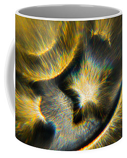 Coffee Mug featuring the photograph Star Burst by Greg Collins