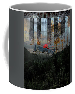 Star Castle Coffee Mug