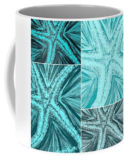 Starfish Pop Art Coffee Mug