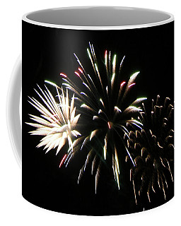 Star Flowers Coffee Mug