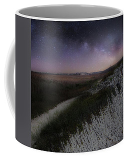 Coffee Mug featuring the photograph Star Flowers Square by Bill Wakeley