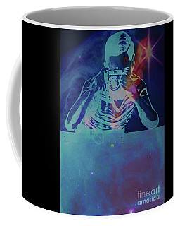 Star Gazer Sky Coffee Mug