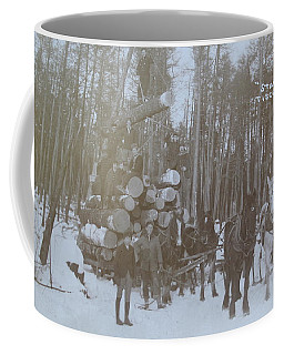 Star Load Coffee Mug by Tammy Schneider