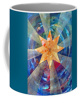 Star Mandala 1  Coffee Mug
