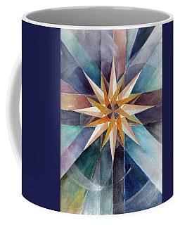 Star Mandala 2  Coffee Mug