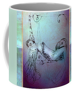 Star Mermaid Coffee Mug