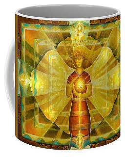 Star Of Venus Coffee Mug