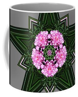 Star Peony Coffee Mug