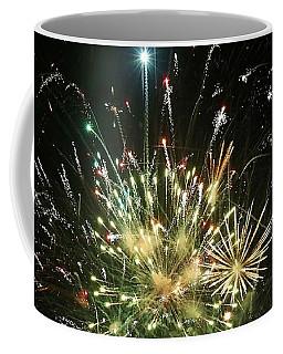 Star Spangling Fireworks Coffee Mug