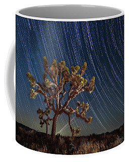 Star Spun Coffee Mug