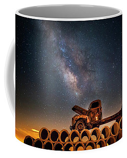 Star Struck Truck  Coffee Mug