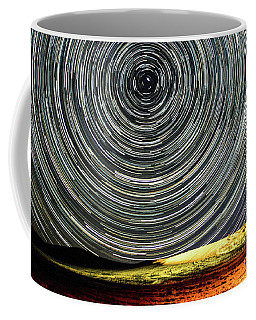 Star Trail Coffee Mug