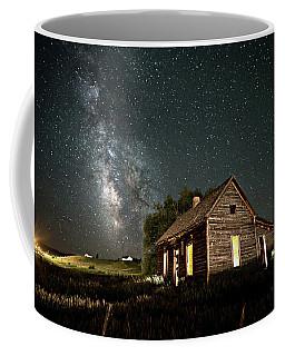 Star Valley Cabin Coffee Mug